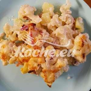 Karfiol - Kartoffel Auflauf