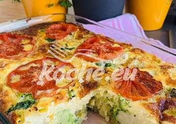 Broccoli - Blumenkohl - Auflauf