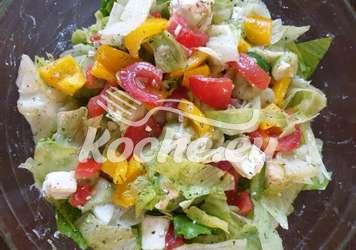 Gemischte Salat:
