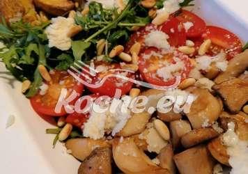 Italienische Kartoffeln Bowl