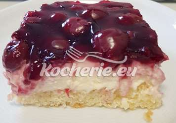 Kirsch-Pudding-Schmandkuchen