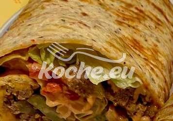 Low-Carb Big-Mac-Rolle