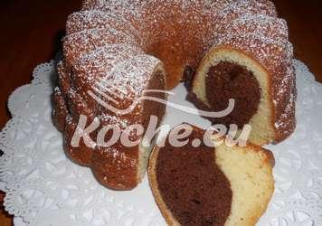 Marmorkuchen - mit Nuss-Nougat-Creme
