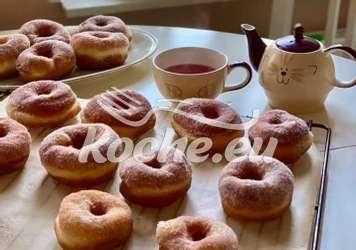 Ponchiki - Donuts