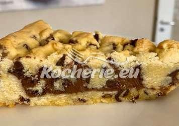 Riesencookie mit Nutella-Füllung