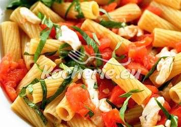Rigatoni Capreser Pasta