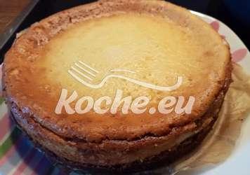 Skyr Cheesecake mit Keksboden