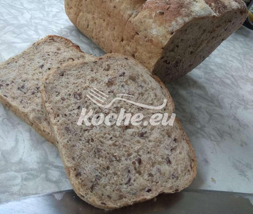Dinkelvollkorn Brot