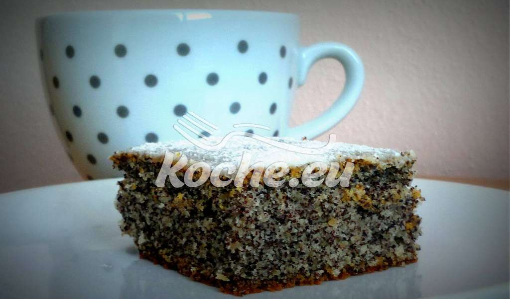 Erdäpfel- Mohn- Kuchen
