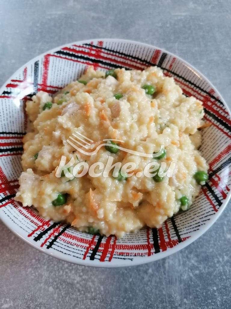 Hühnchen Couscous