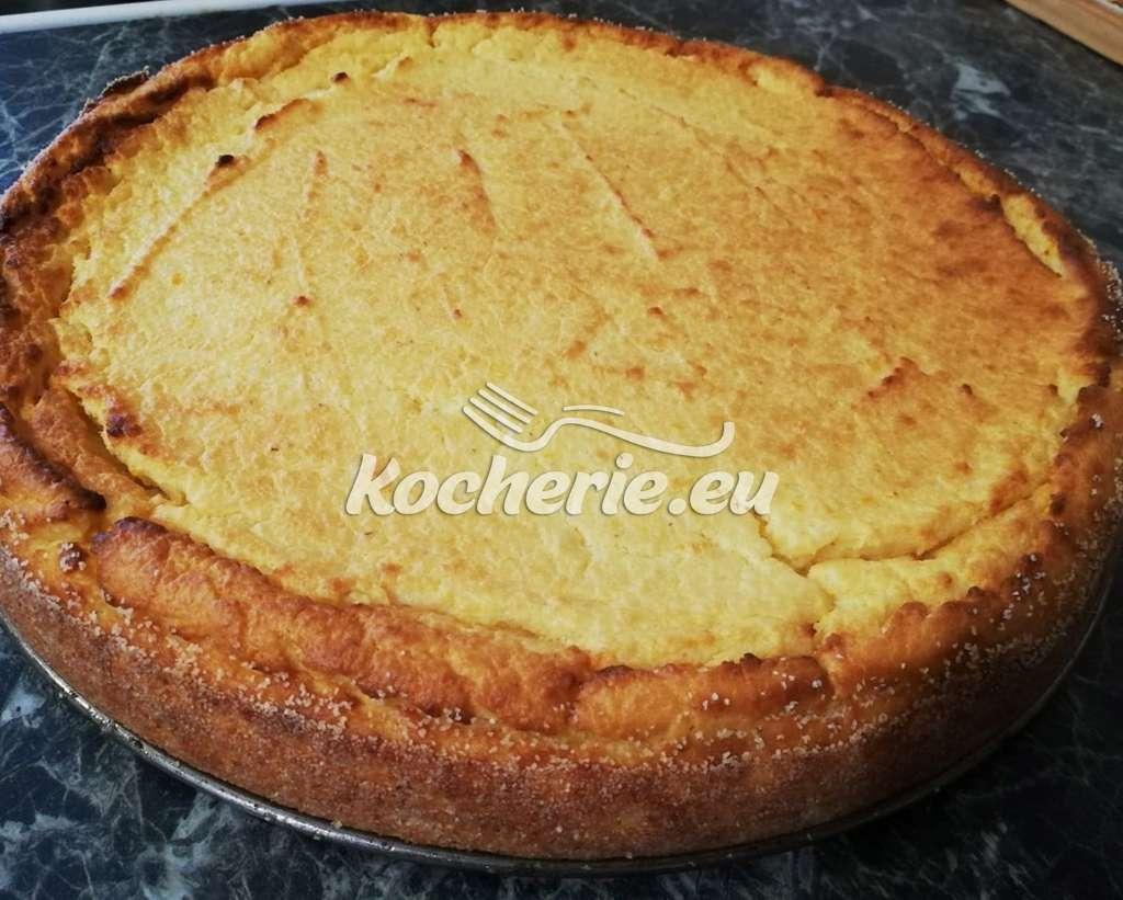 Italienische Ricotta-Kuchen aus Ungarn