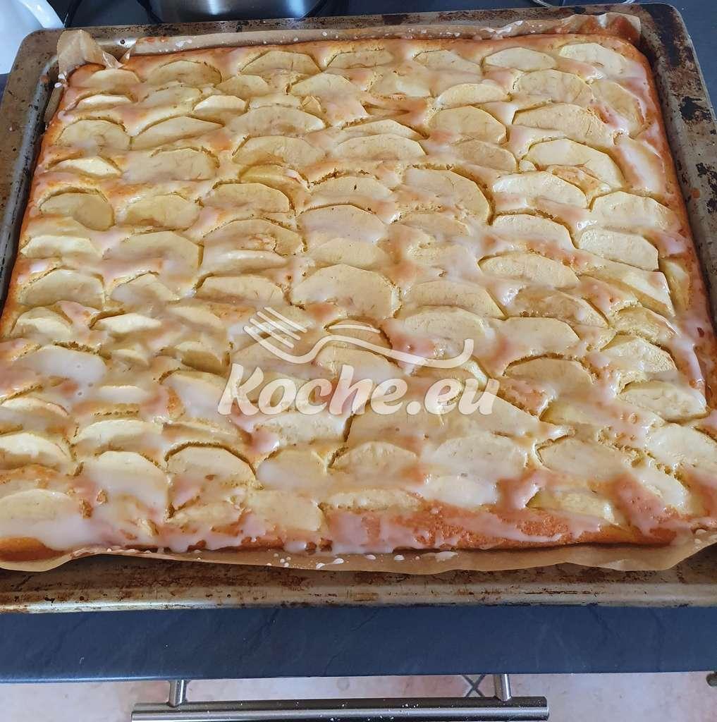 lecker Apfelkuchen