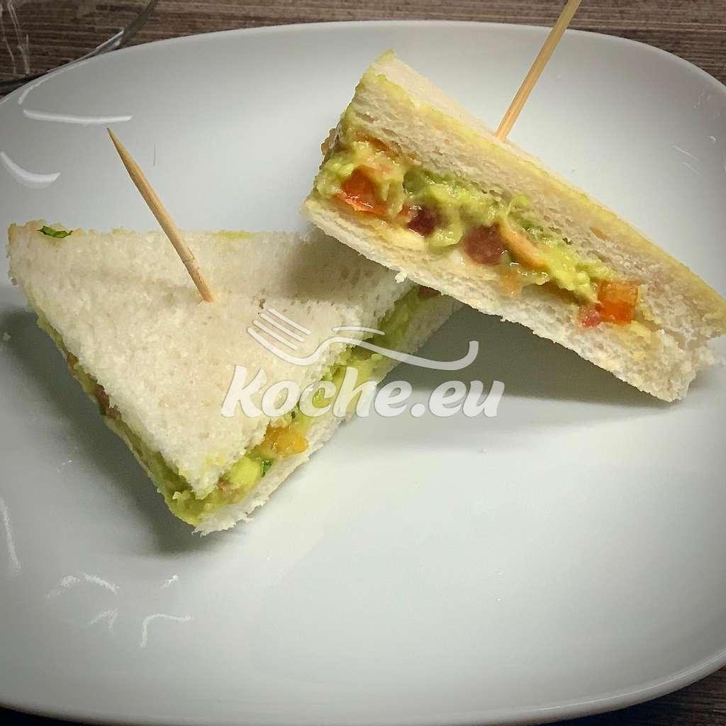 Trammezzini mit Avocado