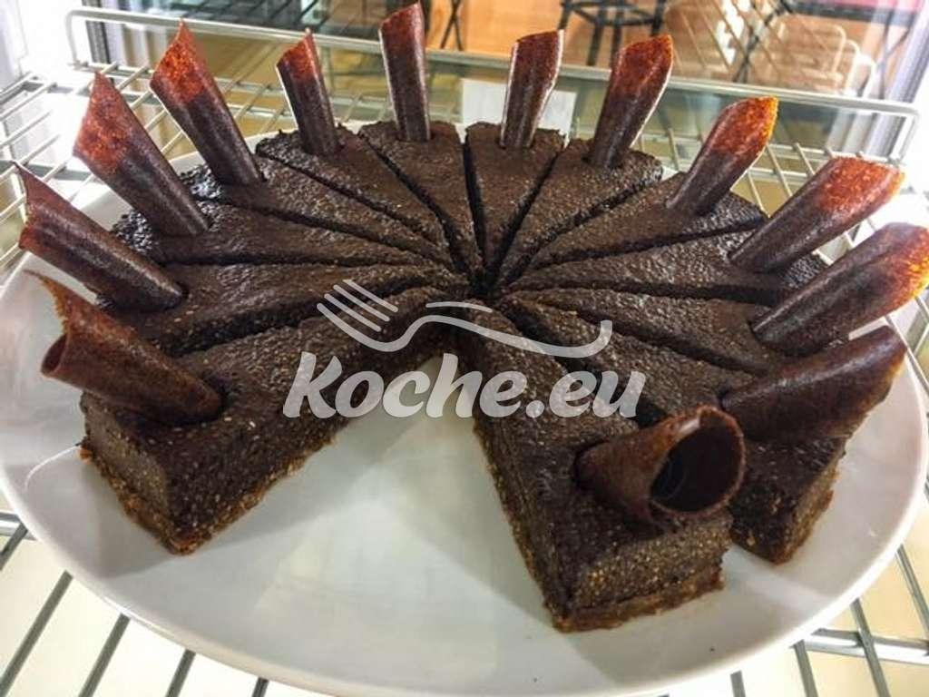 Zimt - Nuss-Pflaumenmus Kuchen